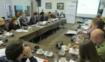 USAID GAI Advances the Design of an  Electronic Register of Corruption Cases in Serbia