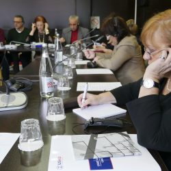 Regional training on implementation of whistleblower protection systems for local governments in Serbia-participants