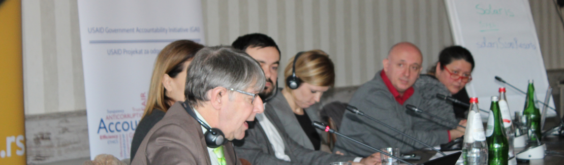 USAID Supports Serbian Local Governments Implement Whistleblower Protection Frameworks to Increase Government Accountability