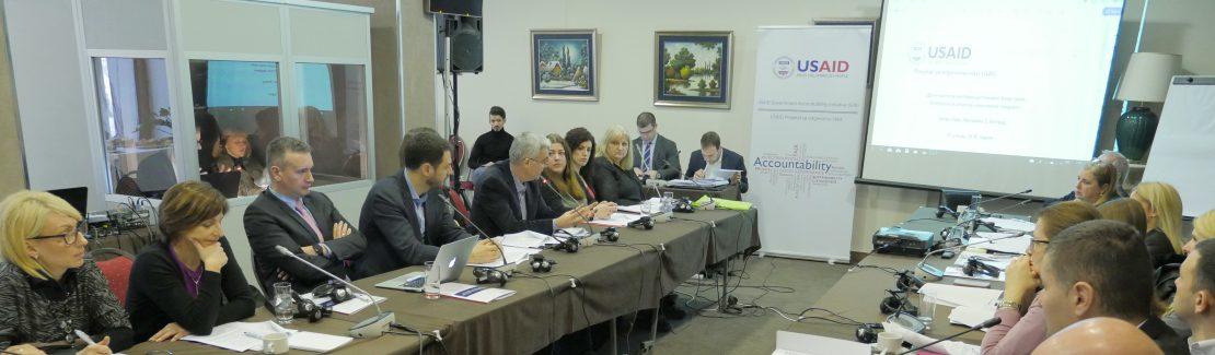 USAID GAI doprinosi razvoju elektronskog registra slučajeva korupcije u Srbiji