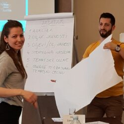 Training on Social Media 1