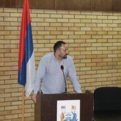 Nenad Antic at LAP Vranje Public Debate