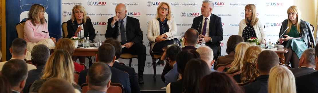 USAID GAI and the Serbian Judicial Academy Present The Practicum for Investigation and Adjudication of Corruption Offences