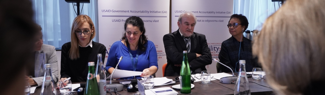 USAID Promotes a Culture of Openness, Transparency and Accountability in Serbia