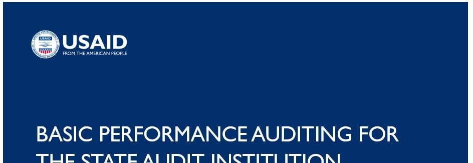 USAID Government Accountability Initiative Provides Training on Performance Auditing for Newly Employed SAI Auditors