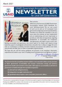USAID GAI Newsletter for Local Self-Governments